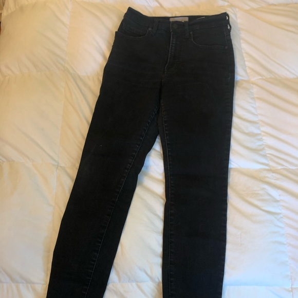 Everlane Denim - Everlane Black Skinny Jeans